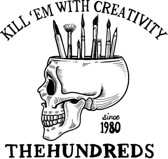 The Hundreds edgy