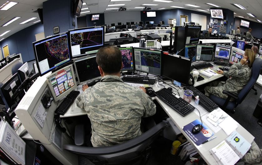 the intercept military