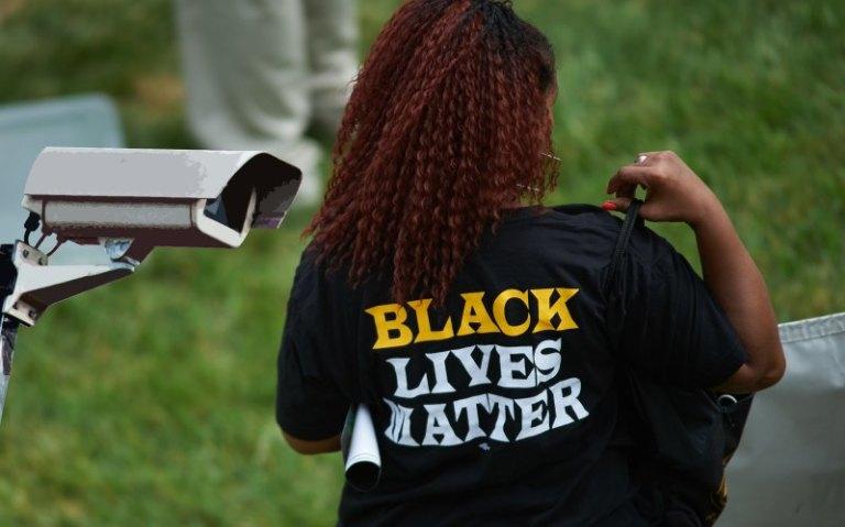 black lives matter surveillance