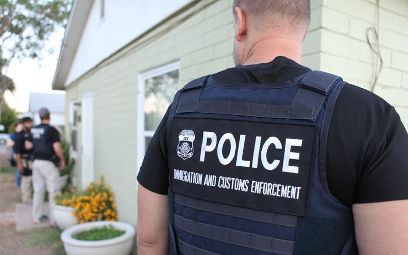 ICE police