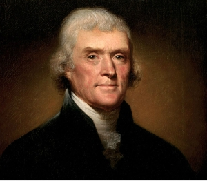 thomas jefferson slavery