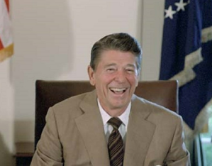 reagan labor