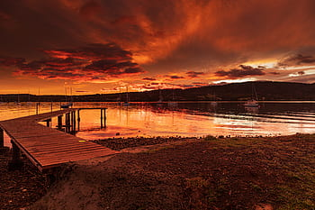 australia fires arson climate