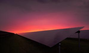 anti solar panel