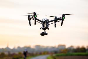 drone surveillance covid coronavirus